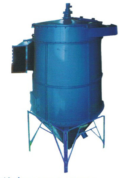 Fully automated cotrol LMF rotary cleaning flat bag filter device