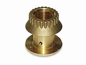 Copper Bronze Brass Sand Casting Parts , Mixed Metal Die Casting Products